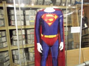 Sure, Dean Cain's Superman suit is cool...