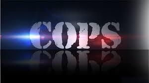 No, I'm not a cop now.
